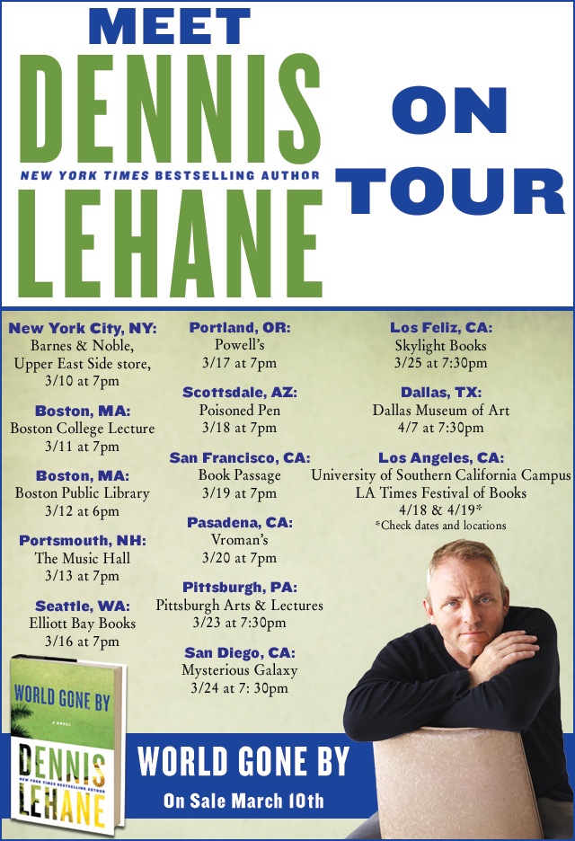 Dennis's World Gone By Tour Schedule